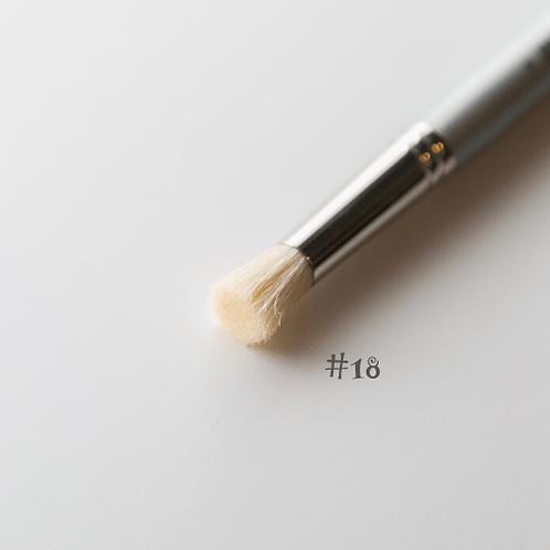 "5/8"" Stencil Brush #18"