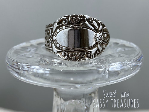 #13) Spoon Ring