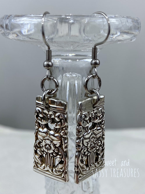 #7) Earrings