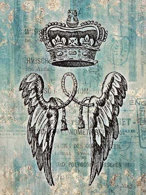 Crown and Wings