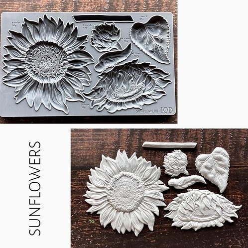 Sunflowers Mould