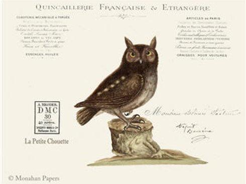 Francaise Owl