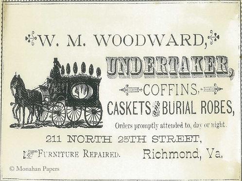 W.M. Woodward Undertaker