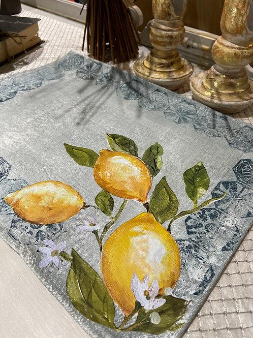 Lemons Placemat Kit (4)