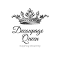 Decoupage tissue papers and rice papers for furniture and home decor