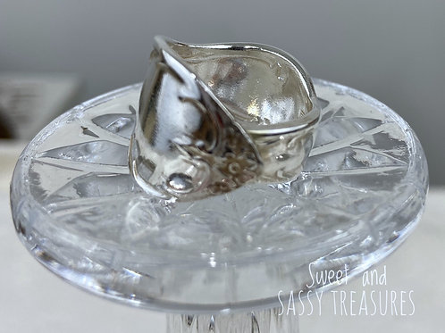 #11) Spoon Ring