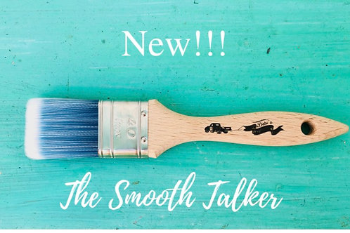 """The Insider 1.5"""" Flat Synthetic Brush"""