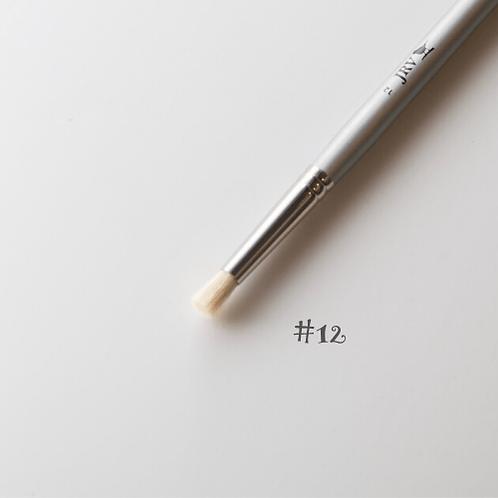 "3/8"" Stencil Brush #12"