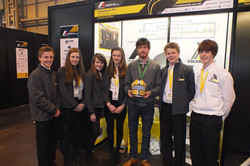 With Rob Smedley at Nationals