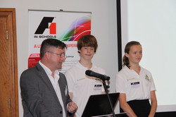Presenting at the IET for Autodesk