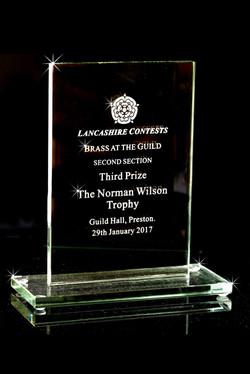 3rd Prize Preston Contest Jan n