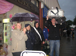 A Wet Whit Friday ! - 2009