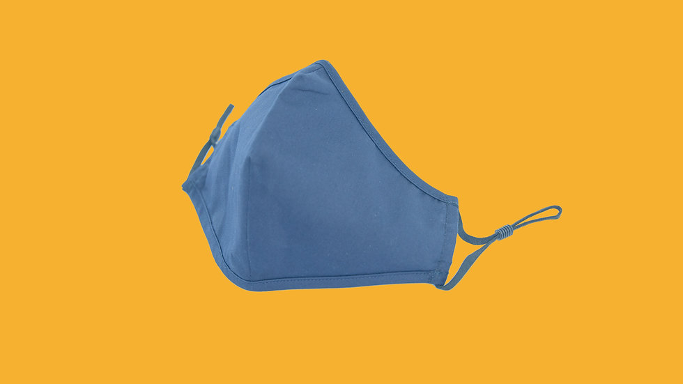Blue Adult Reusable Mask Type A