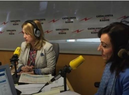 """Catalunya Radio - """"La Vida"""" de Sílvia Cóppulo"""