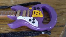 The Maxie Rickenbaker Custom Guitar Walkinhg Cane