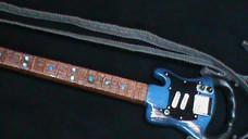 Fender Telecaster inspired guitar cane