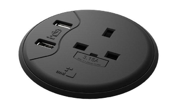 Porthole UK & International Power and USB Charging