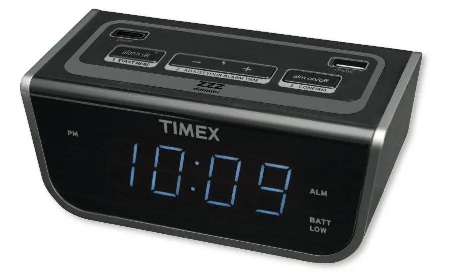 iHome Timex T262