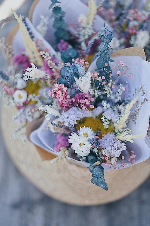 MILANE, le petit bouquet de fleurs séchées