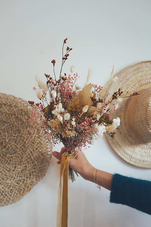 LUCIA, le bouquet de fleurs séchées