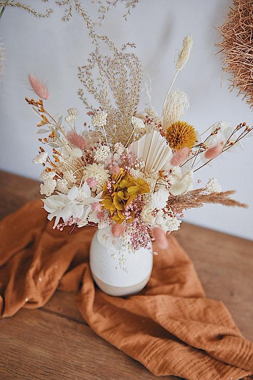MARCELLE, le vase fleuri