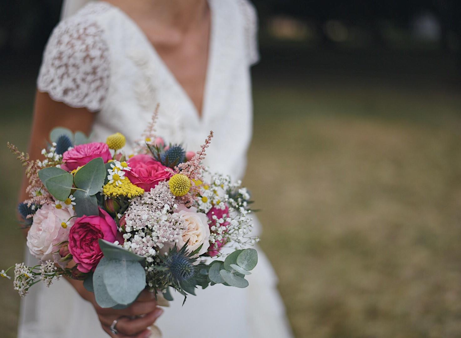 Le mariage de Charlotte et Arthur.