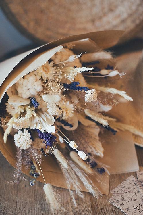 GABY, le bouquet de fleurs séchées