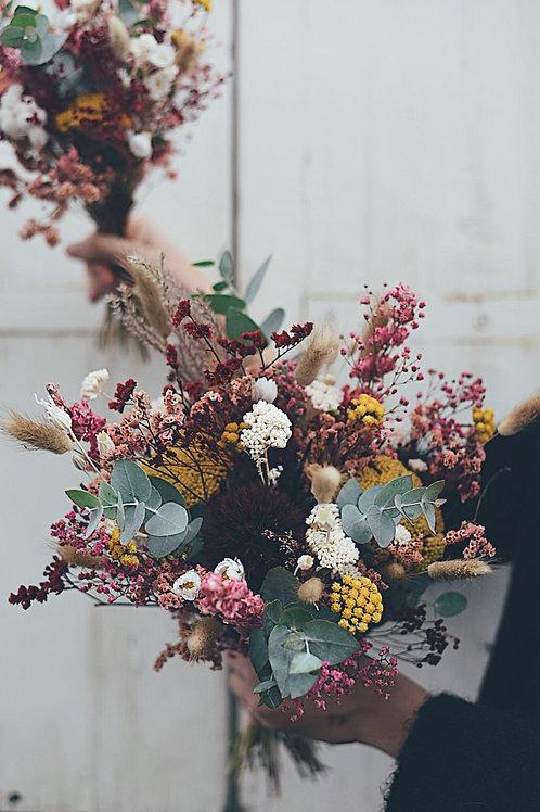 FRIDA, le bouquet de fleurs séchées