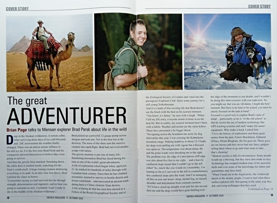 Mensa Magazine