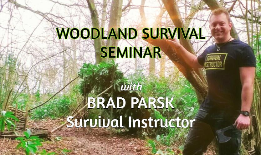 Woodland Survival Seminar