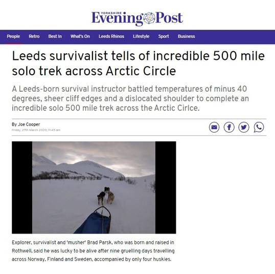 Yorkshire Evening Post