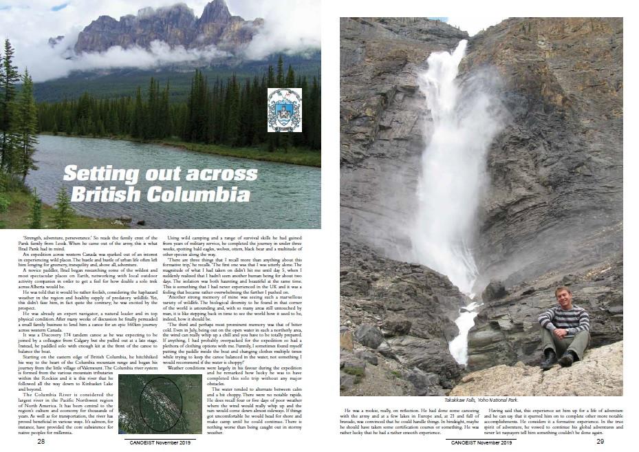 Canoeist Magazine