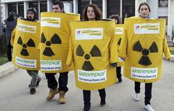 Contre l'énergie nucléaire