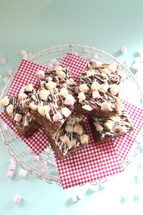 Yummy Rocky road easy kids recipe