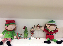 Bongo and the cheeky elves
