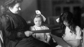 Ο δεκάλογος της Μαρίας Μοντεσσόρι για την ανατροφή του παιδιού