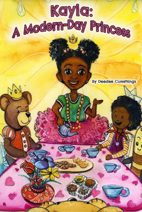 Book review ''Kayla: A Modern-Day princess'' by Deedee Cummings