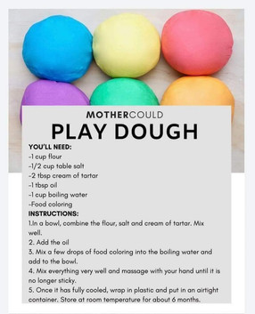 Why don't you make your own...? Yummy colourful recipes