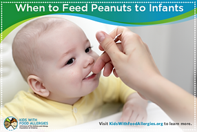 Peanut Allergy Prevention: New Guidelines for Early Introduction