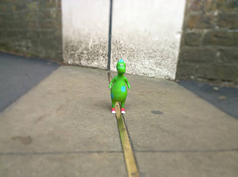 Visiting Greenwich