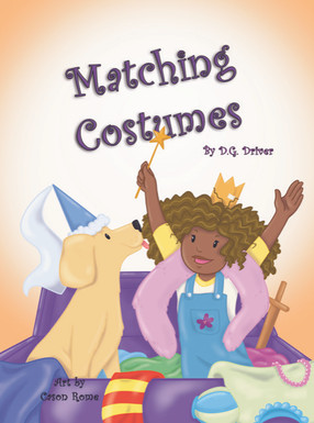 Book review : Matching Costumes