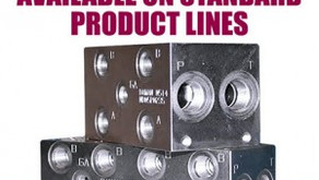 Electroless Nickel now available on standard product lines