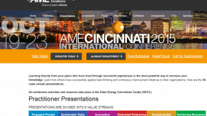 Daman Leadership to Speak at AME in Cincinnati: Metrics Can be Lean Too