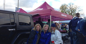 Great Times Prevail at Daman's Notre Dame vs. USC Tailgate