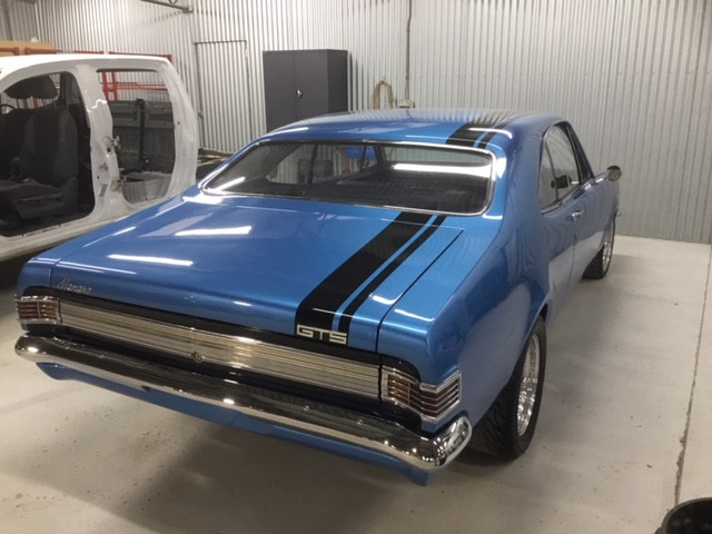 Another restoration job - done...