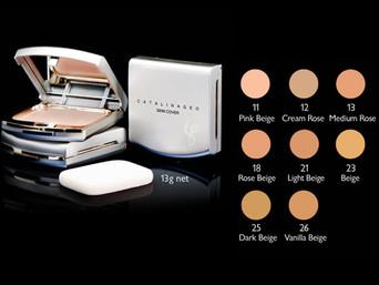 lafine cosmetics - Catalina Geo: Skin and Face - Skin Cover