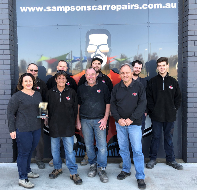 Sampson's Car Repairs - In the News...