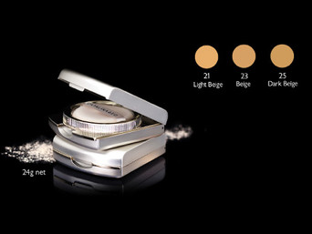 lafine cosmetics - Catalina Geo: Skin and Face - Face Up Powder
