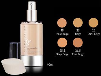 lafine cosmetics - Catalina Geo: Skin and Face - Lucè Foundation