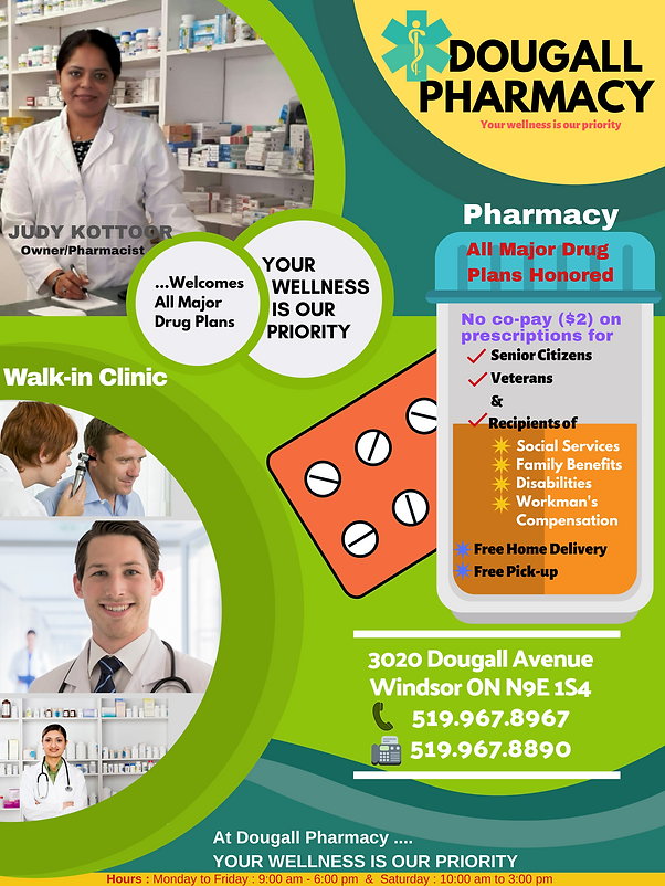 Dougall Pharmacy Advertisement.png